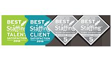 Inavero Best of Staffing awards AccruePartners