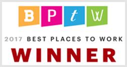 Award winner AccruePartners Best places to work 2017