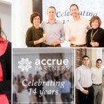 AccruePartners Celebrates Anniversary