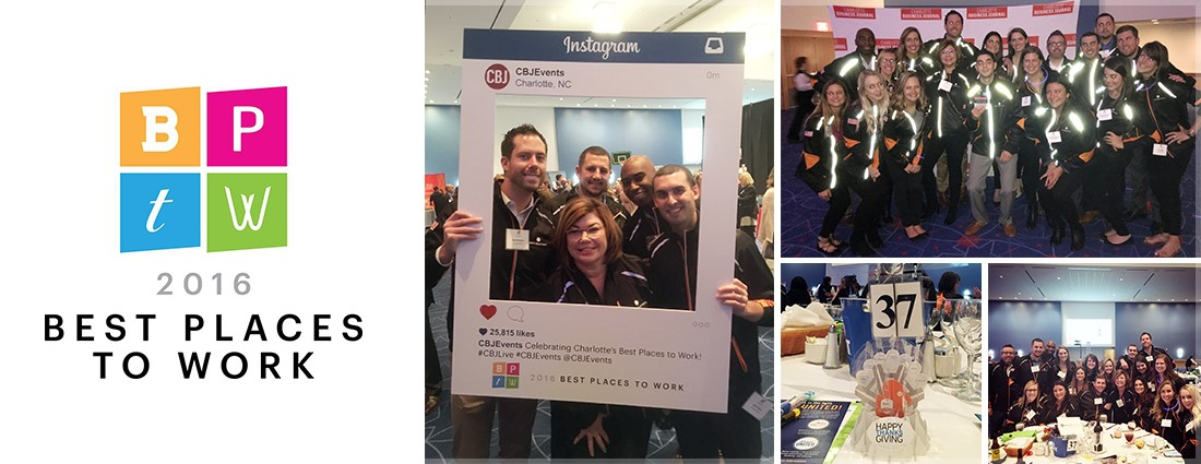 Accrue Best places to work 2016