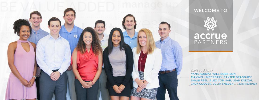 AccruePartners summer interns