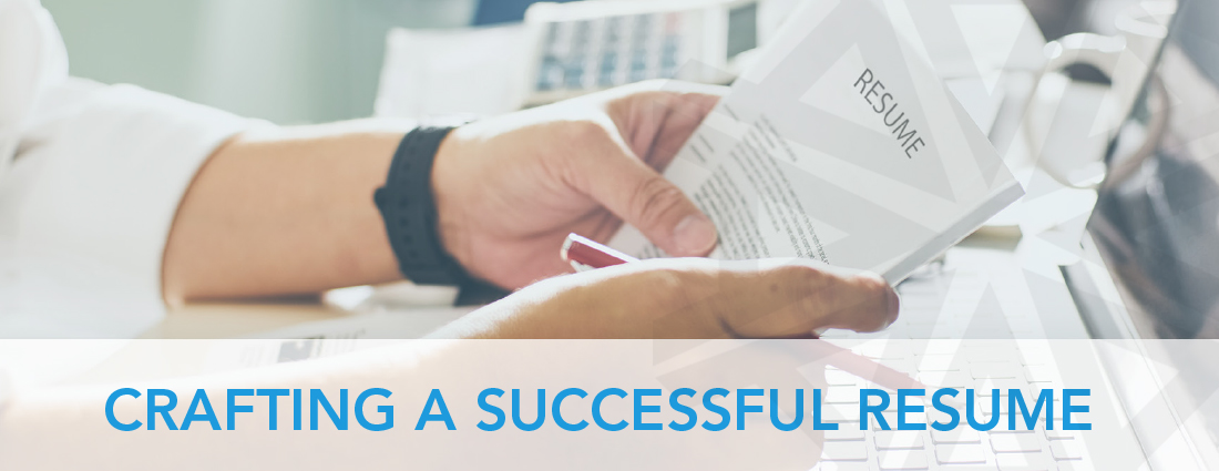 Crafting a successful resume