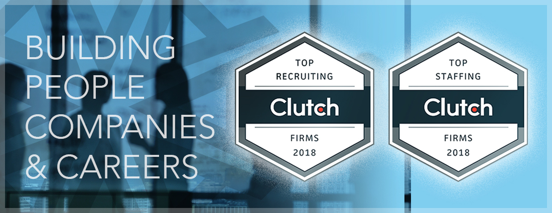 accouncements for top recruiting and staffing awards