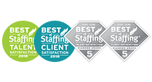 Inavero Best of Staffing awards AccruePartners