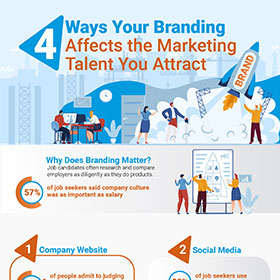 4 Ways Your Branding Affects the Marketing Talent You Attract